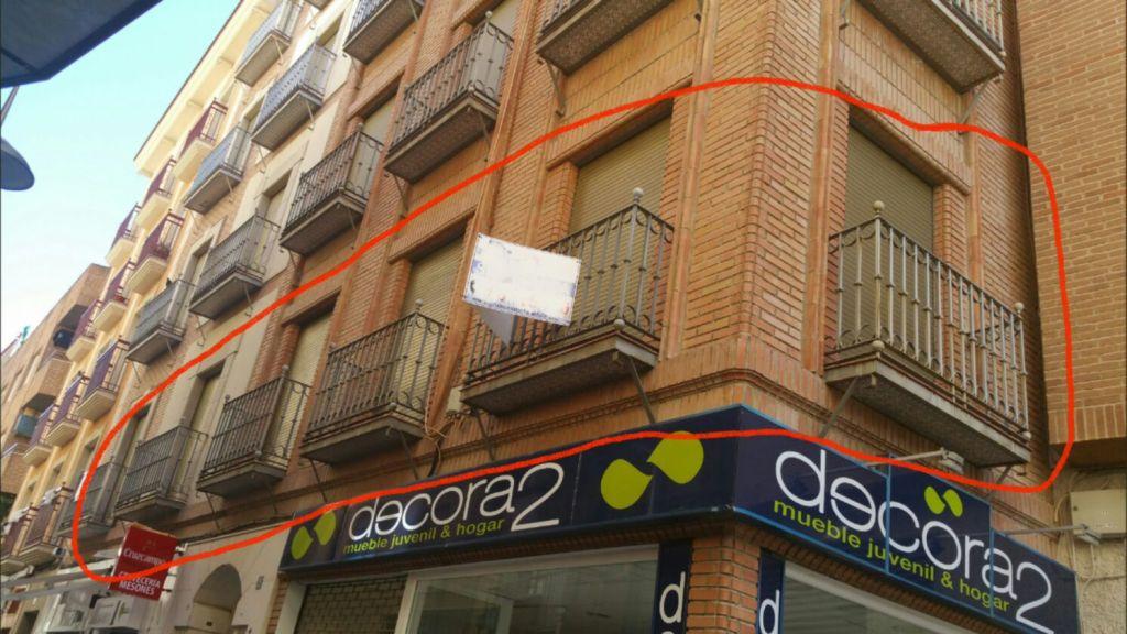 Piso de Obra Nueva en Compartir en Jaen Jaén SAN B
